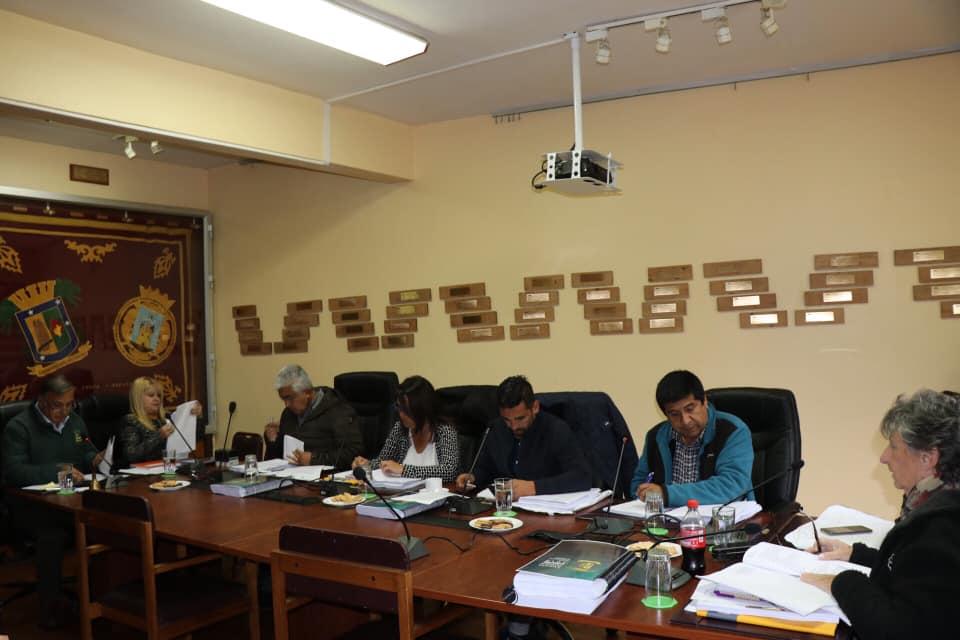 consejo municipal Concon